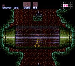Невидимая рука Super Metroid - 13