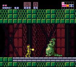 Невидимая рука Super Metroid - 16
