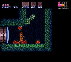 Невидимая рука Super Metroid - 25
