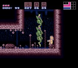 Невидимая рука Super Metroid - 26