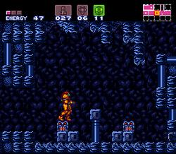 Невидимая рука Super Metroid - 27