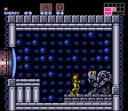 Невидимая рука Super Metroid - 29