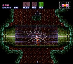 Невидимая рука Super Metroid - 30
