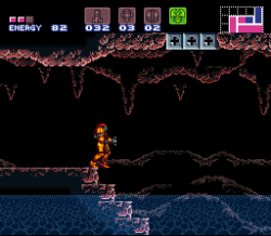 Невидимая рука Super Metroid - 32
