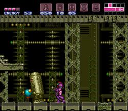 Невидимая рука Super Metroid - 37