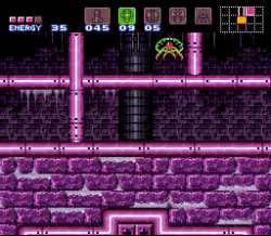 Невидимая рука Super Metroid - 42