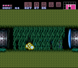 Невидимая рука Super Metroid - 44