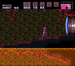 Невидимая рука Super Metroid - 46
