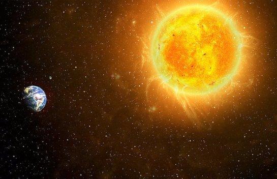 Специалисты придумали еще одну теорию, которая объясняет, откуда взялось Солнце