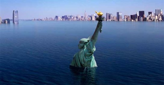 Ученые рассказали, чем грозит повышение уровня моря