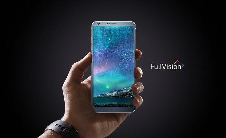 LG Q6 выступит в роли мини-флагмана компании