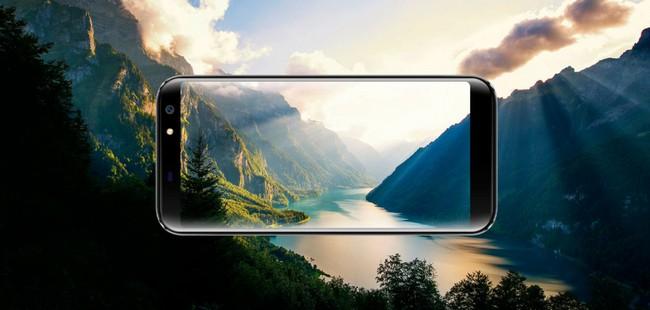 Zopo делает смартфон, похожий на Samsung Galaxy S8 и LG G6