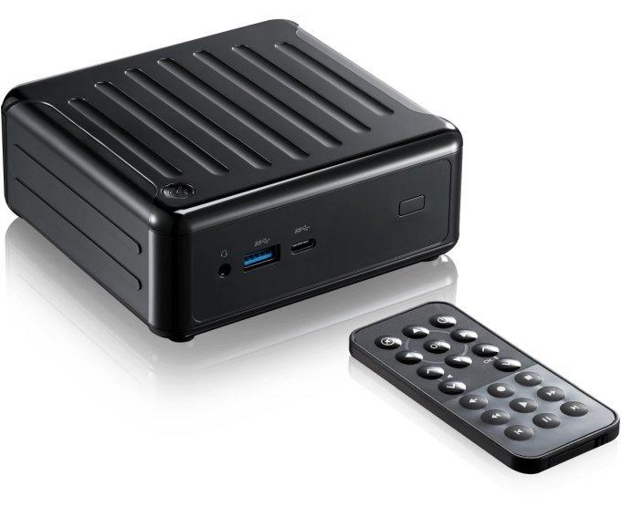 ASRock оснастила мини-ПК Beebox J4205 и Beebox J3455 процессорами Apollo Lake