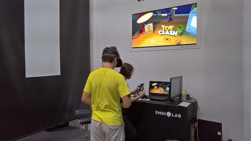 Обзор выставки Kintex (Ю.Корея, Сеул). Виртуальная реальность, дроны, 3D печать - 11