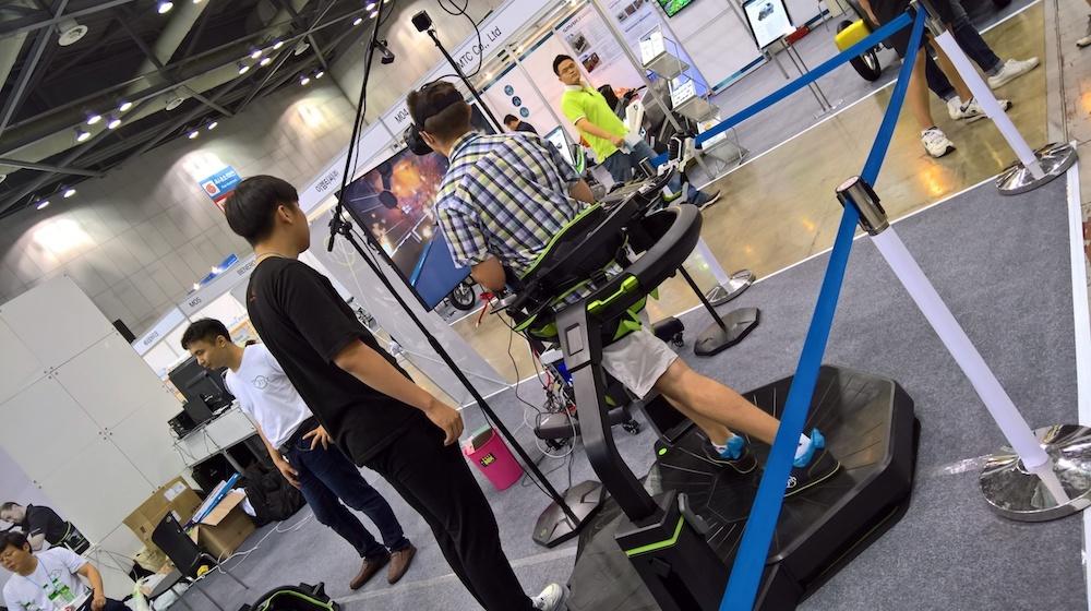 Обзор выставки Kintex (Ю.Корея, Сеул). Виртуальная реальность, дроны, 3D печать - 14