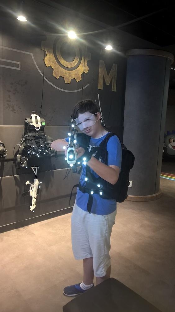 Обзор выставки Kintex (Ю.Корея, Сеул). Виртуальная реальность, дроны, 3D печать - 17