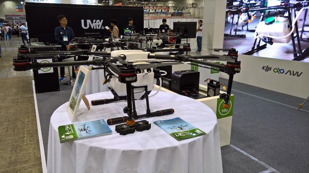Обзор выставки Kintex (Ю.Корея, Сеул). Виртуальная реальность, дроны, 3D печать - 23