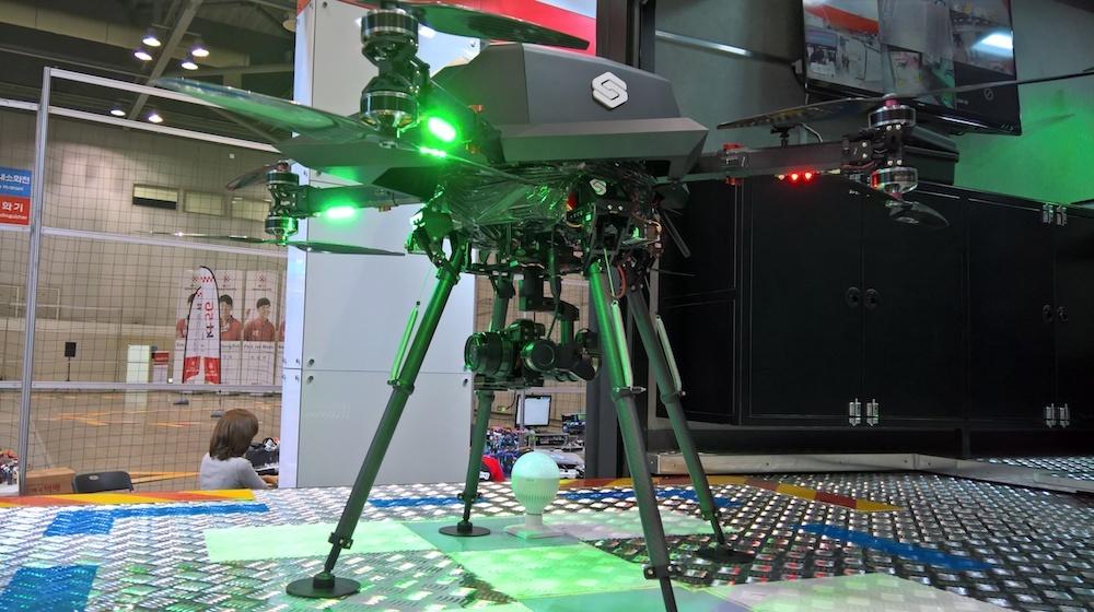 Обзор выставки Kintex (Ю.Корея, Сеул). Виртуальная реальность, дроны, 3D печать - 24