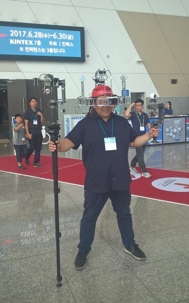 Обзор выставки Kintex (Ю.Корея, Сеул). Виртуальная реальность, дроны, 3D печать - 28