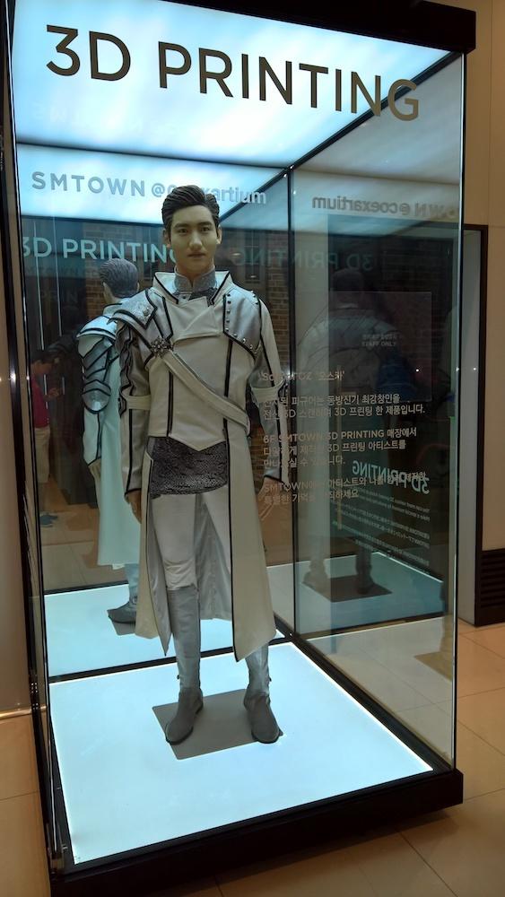 Обзор выставки Kintex (Ю.Корея, Сеул). Виртуальная реальность, дроны, 3D печать - 30