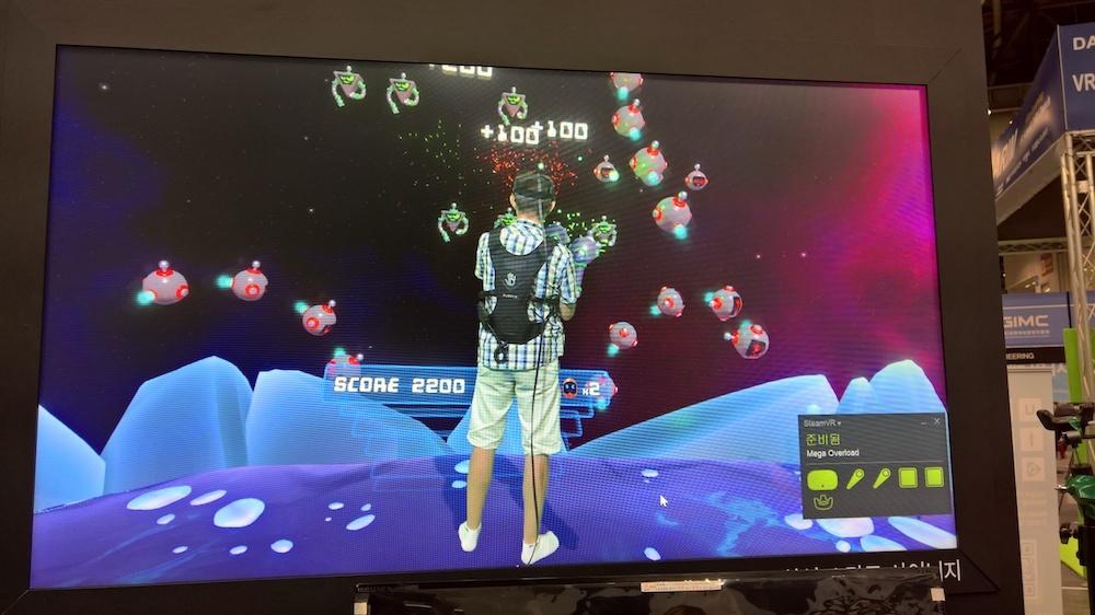 Обзор выставки Kintex (Ю.Корея, Сеул). Виртуальная реальность, дроны, 3D печать - 9