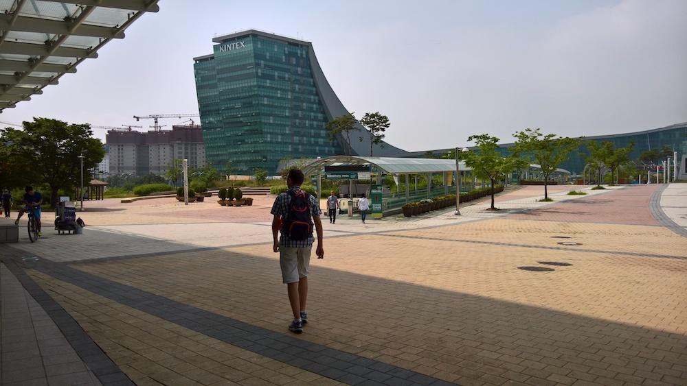 Обзор выставки Kintex (Ю.Корея, Сеул). Виртуальная реальность, дроны, 3D печать - 1