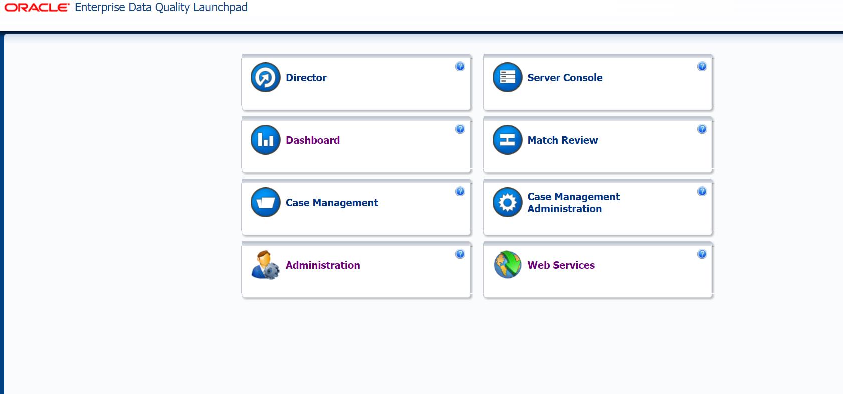 Повышаем качество данных с Oracle Enterprise Data Quality - 2