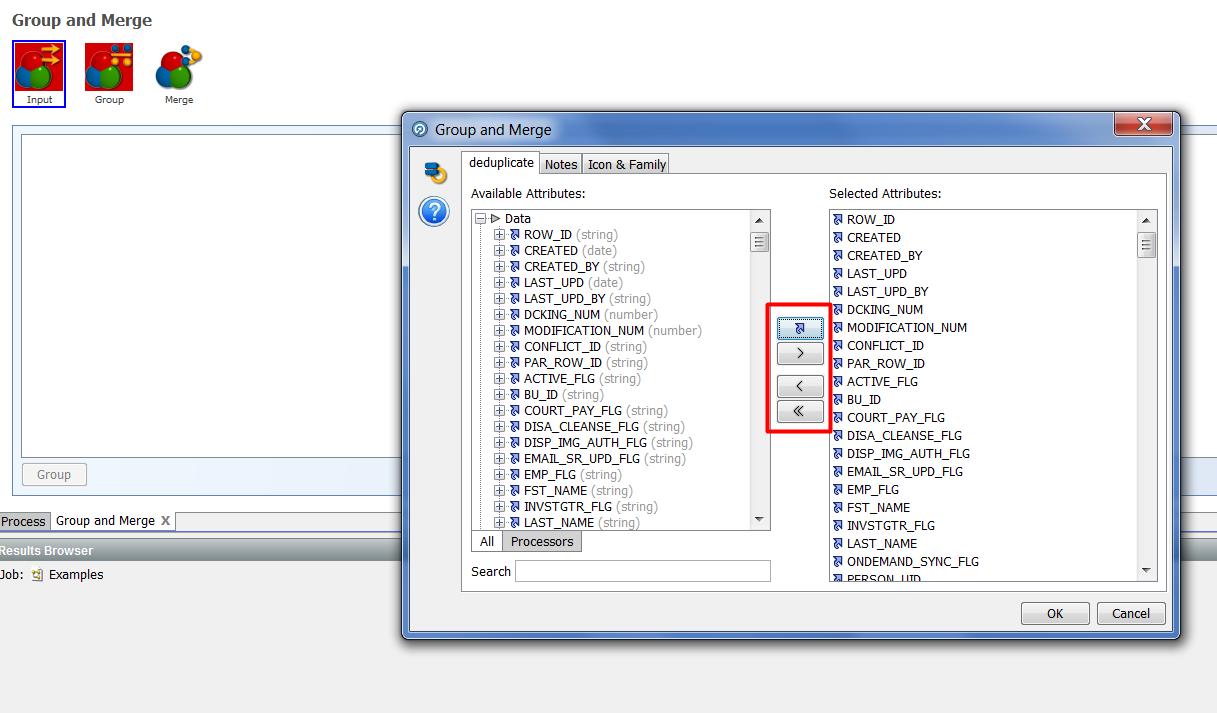 Повышаем качество данных с Oracle Enterprise Data Quality - 8