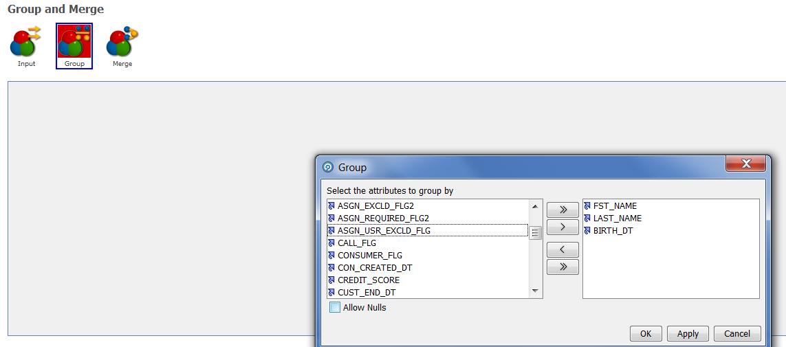 Повышаем качество данных с Oracle Enterprise Data Quality - 9