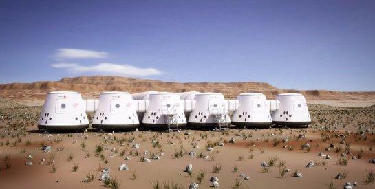 В НАСА открестились от информации о детской базе на Марсе