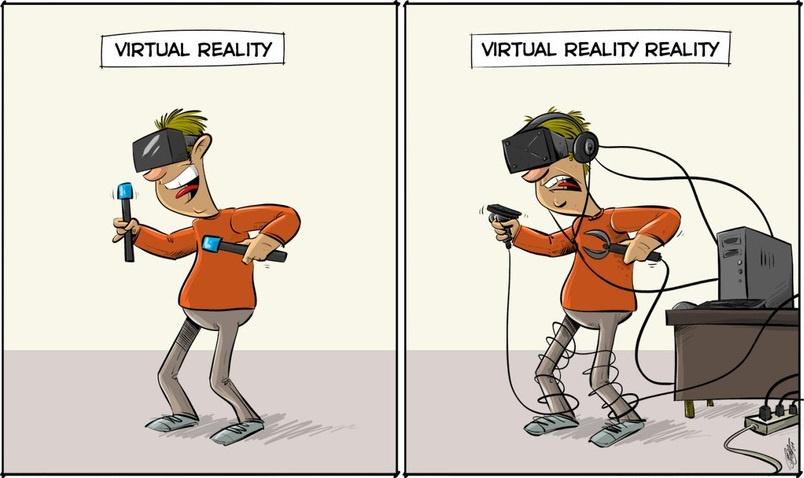 Практика применения технологий виртуальной и дополненной реальности - 2