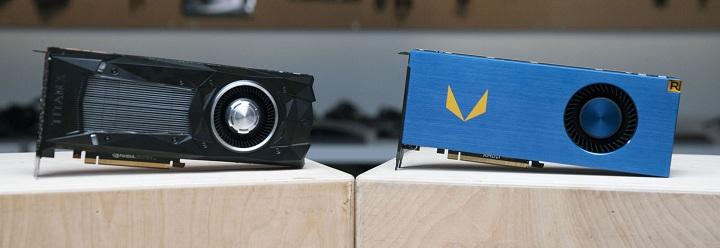Radeon RX Vega может оказаться существенно быстрее Radeon Vega Frontier Edition в играх