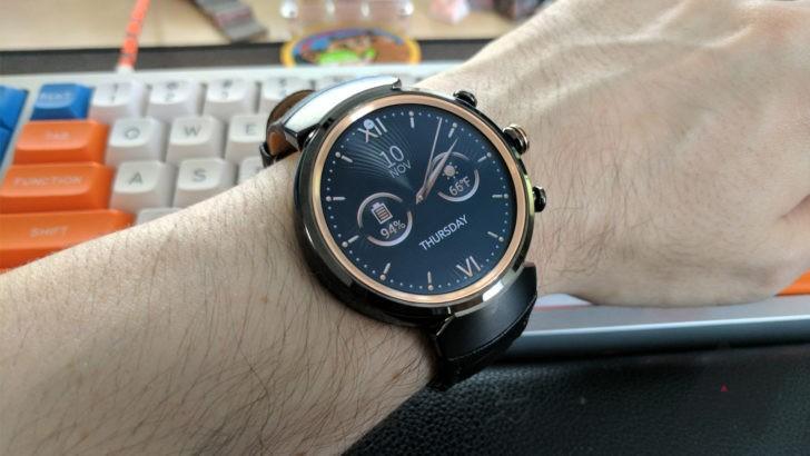 Asus обещает обновить свои умные часы в течение лета