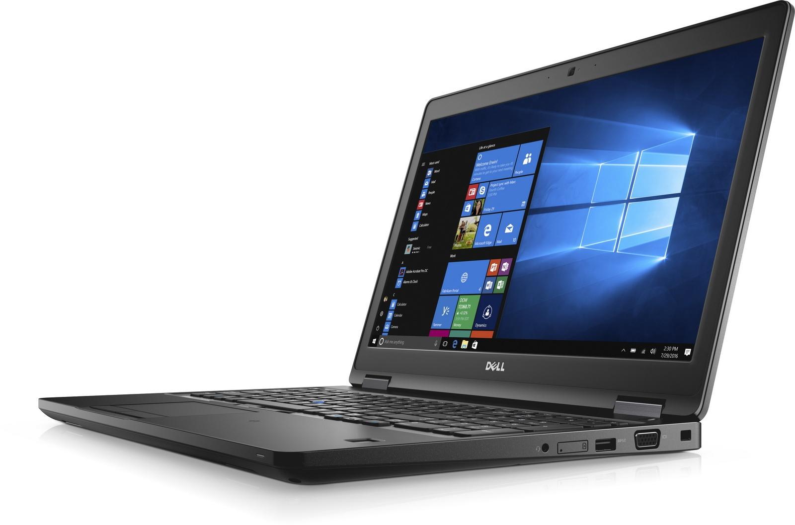 Dell Precision 15 (3520): Профессиональная рабочая станция в мобильном исполнении - 15