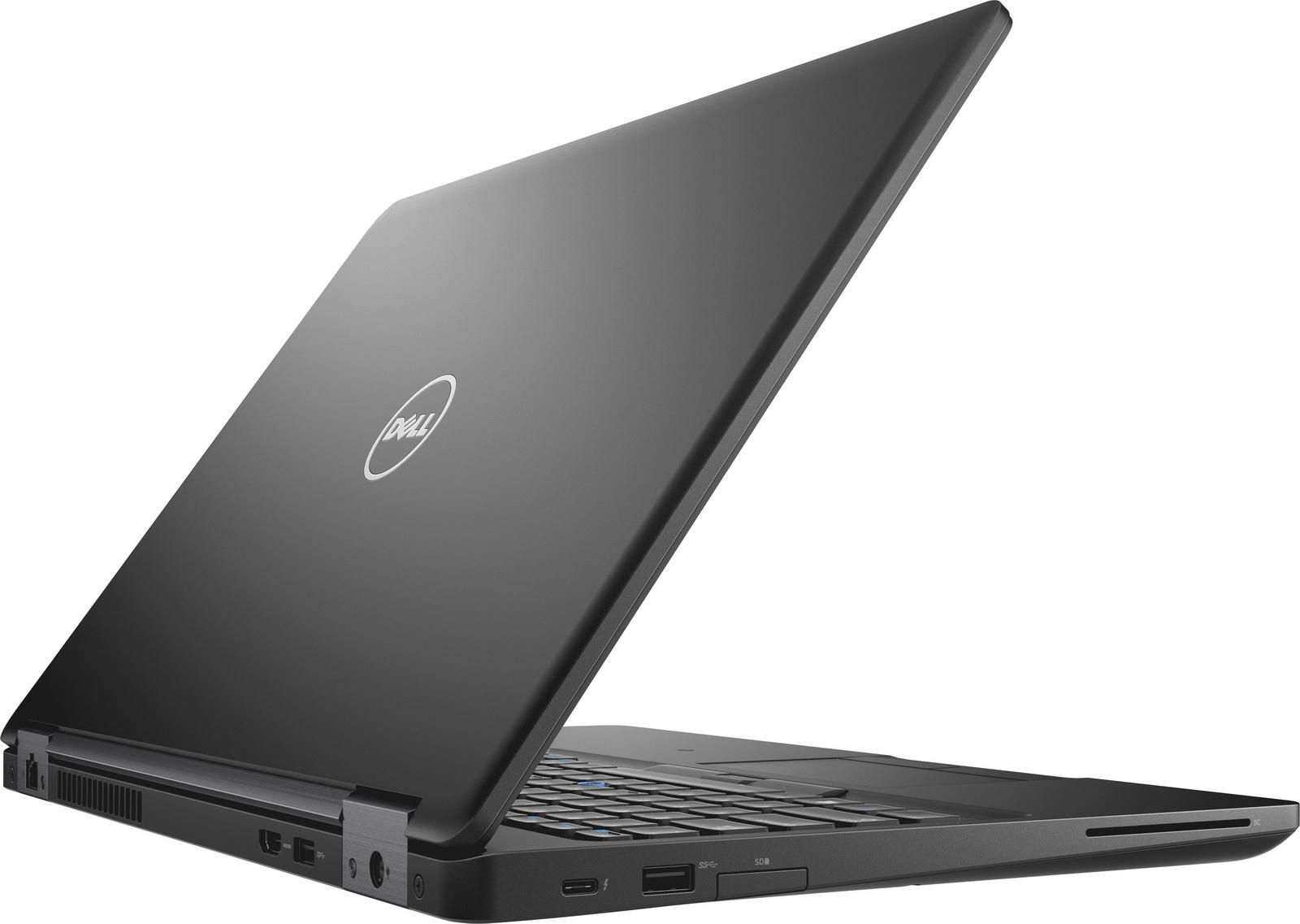 Dell Precision 15 (3520): Профессиональная рабочая станция в мобильном исполнении - 1