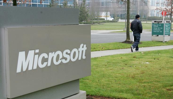 Сейчас в Microsoft работает примерно 121 500 сотрудников