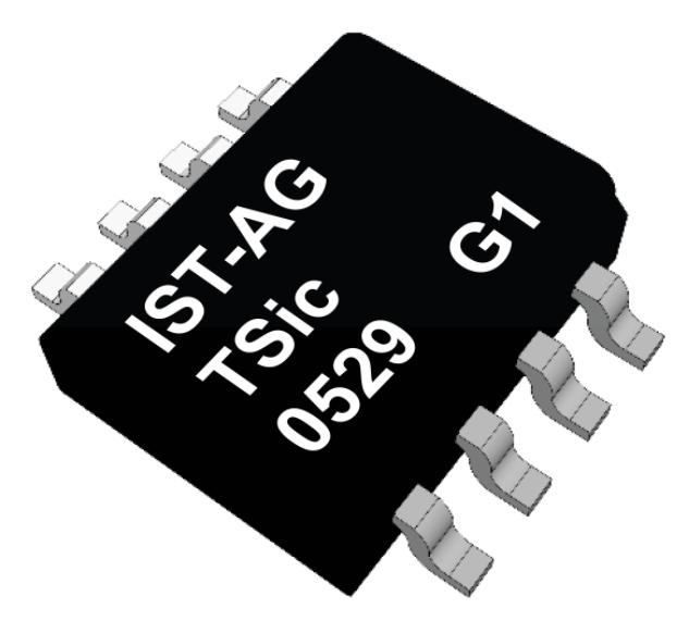 Цифровой датчик температуры TSic: адреса, пароли, явки - 11