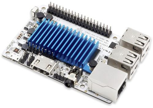 Плата Shenzhen Libre Technology Le Potato лишена флэш-памяти и беспроводного адаптера, но обещает длительную поддержку