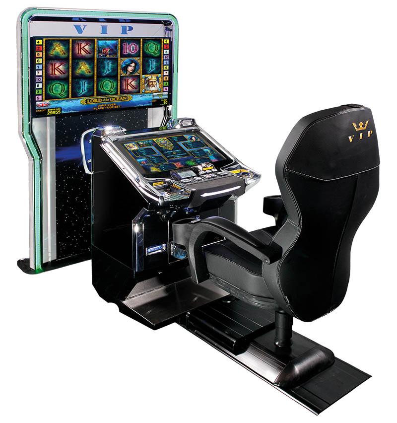 Игровой аппарат изнутри и снаружи. Обзор от производителя - 24