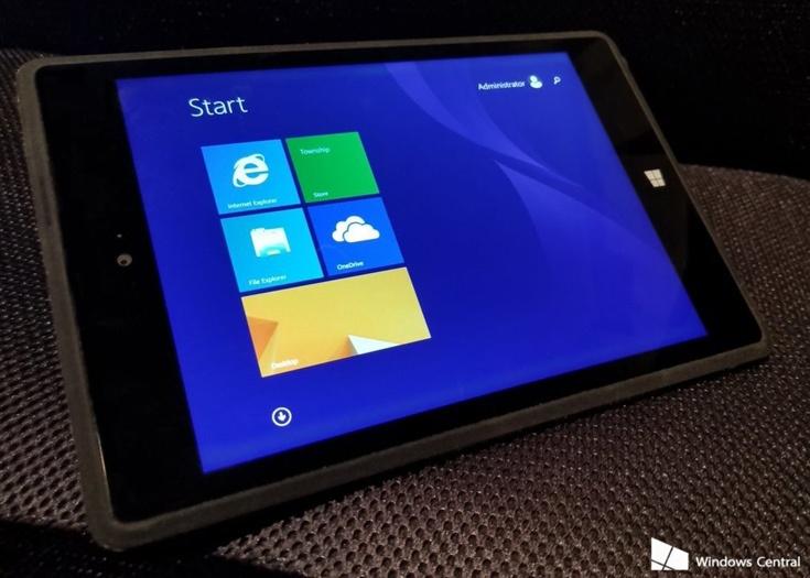 Выпуск планшета Microsoft Surface Mini был отменен в 2014 году