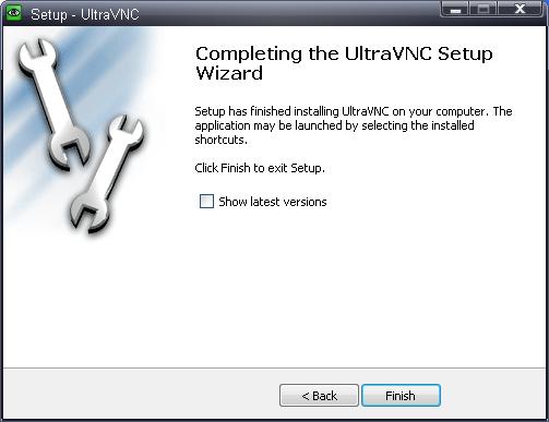 UltraVNC как замена TeamViewer - 11