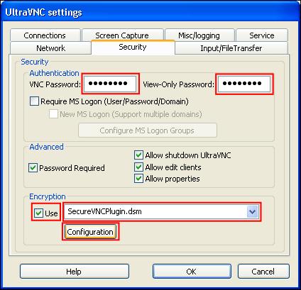 UltraVNC как замена TeamViewer - 16