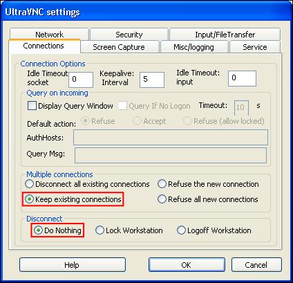 UltraVNC как замена TeamViewer - 18