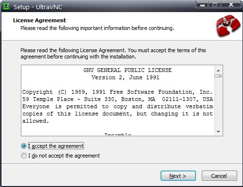 UltraVNC как замена TeamViewer - 23