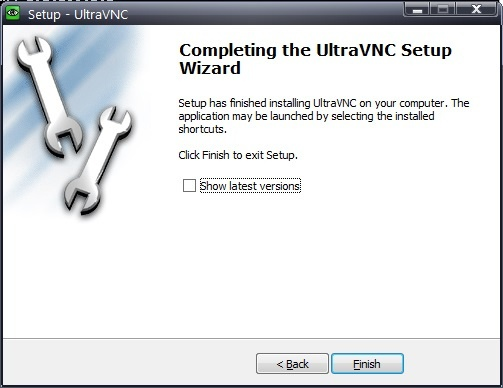 UltraVNC как замена TeamViewer - 29