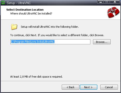 UltraVNC как замена TeamViewer - 5