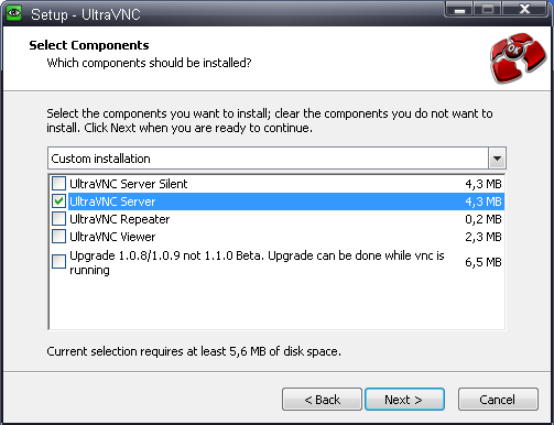 UltraVNC как замена TeamViewer - 6