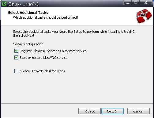 UltraVNC как замена TeamViewer - 8