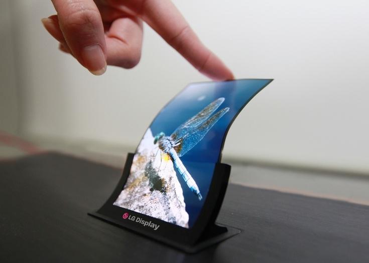 LG Display активно наращивает выпуск панелей AMOLED