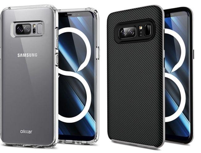 Анонс Samsung Galaxy Note8 ожидается 26 августа